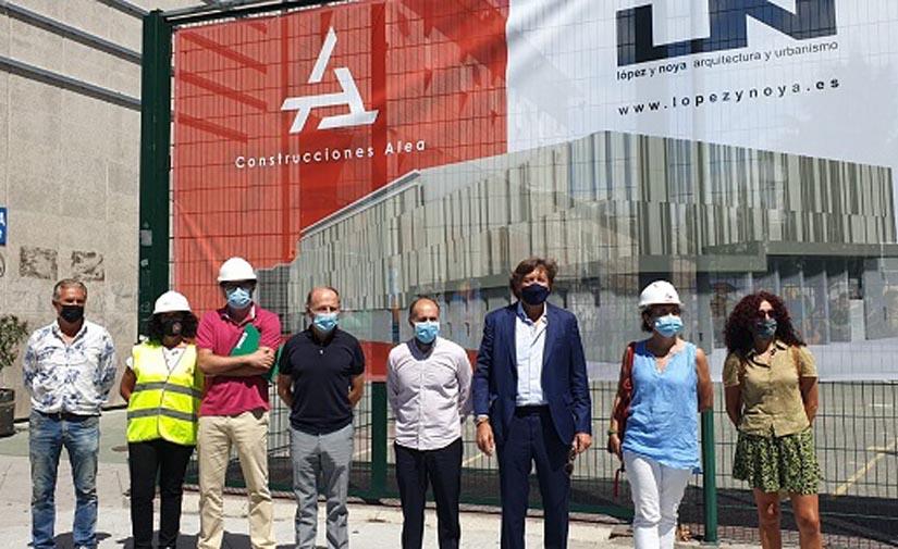 Ourense realizará una mejora integral del Pabellón de Os Remedios, con más de 2 millones de euros de inversión