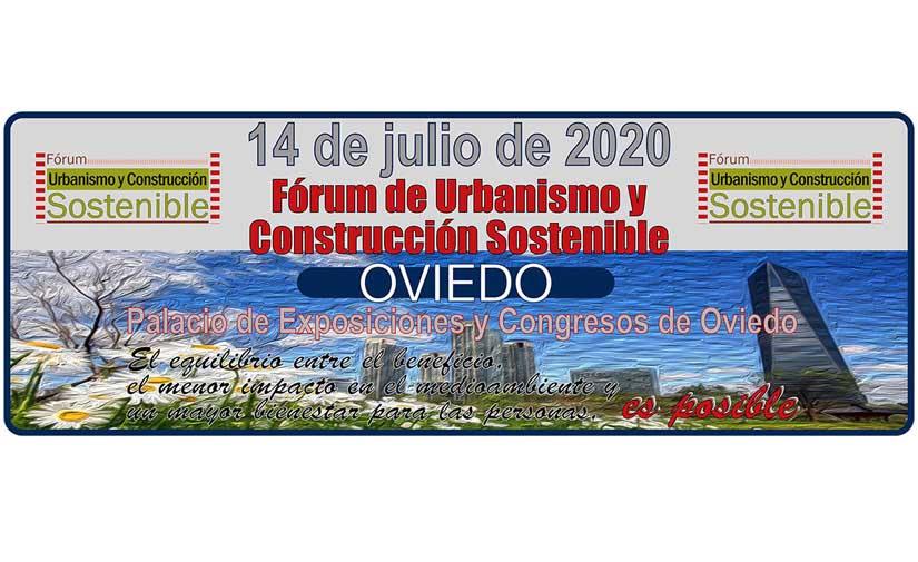 Oviedo sede del Fórum de Urbanismo y Construcción Sostenible que se celebrará en julio