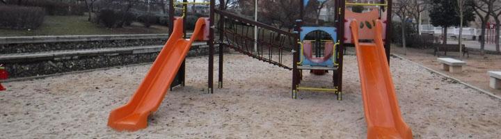 CONTENUR finaliza la mejora de 26 áreas infantiles y un espacio 'street workout' en Toledo