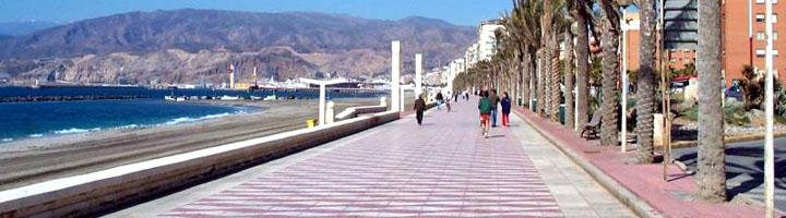 El alcalde de Almería insta al Gobierno a firmar el convenio para la ejecución del tramo final del Paseo Marítimo