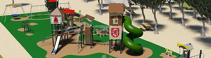 Baiona licita la construcción del parque infantil de La Palma