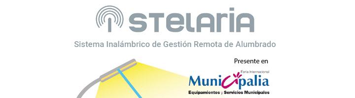 ELT presentará su sistema STELARIA de gestión remota de alumbrado punto a punto en Municipalia