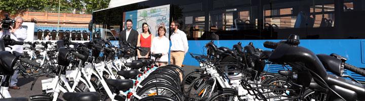 El sistema de alquiler de bicicletas BiciMAD contará con 4.000 bicicletas en 2019