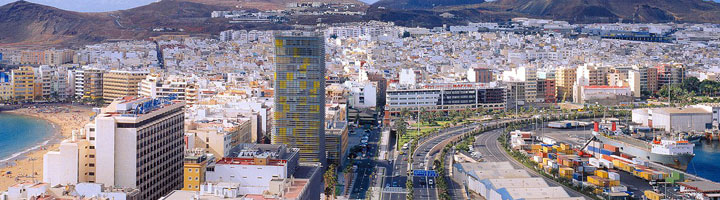 Las Palmas de Gran Canaria recibe 1,7 millones de euros como recompensa a la inversión en nuevas tecnologías de los últimos años