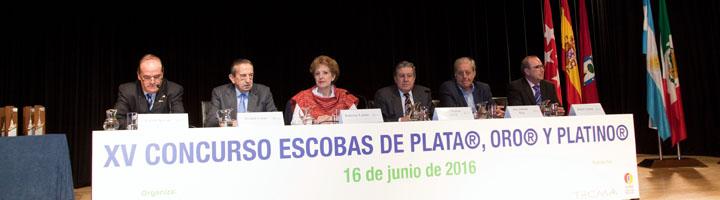 Entregados los Premios Escoba a las ciudades Españolas e Iberoamericanas mas limpias en TECMA 2016