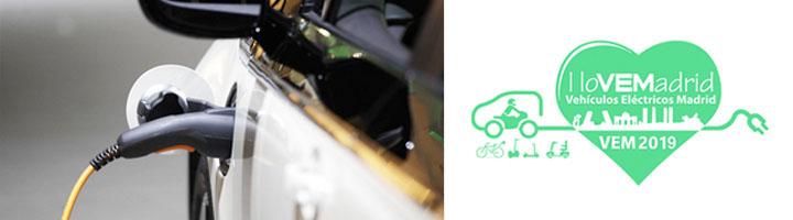 Madrid celebra este fin de semana La Feria del Vehículo Eléctrico en la plaza de Colón