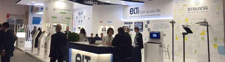 ELT bate récords de participación en la feria Light+Building 2016