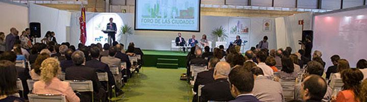 Plastic Omnium es el patrocinador temático del II Foro de las Ciudades de Madrid