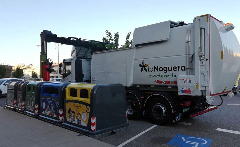 Palvi implanta su sistema de recogida de residuos bilateral DULE system® en la comarca de La Noguera en Lérida