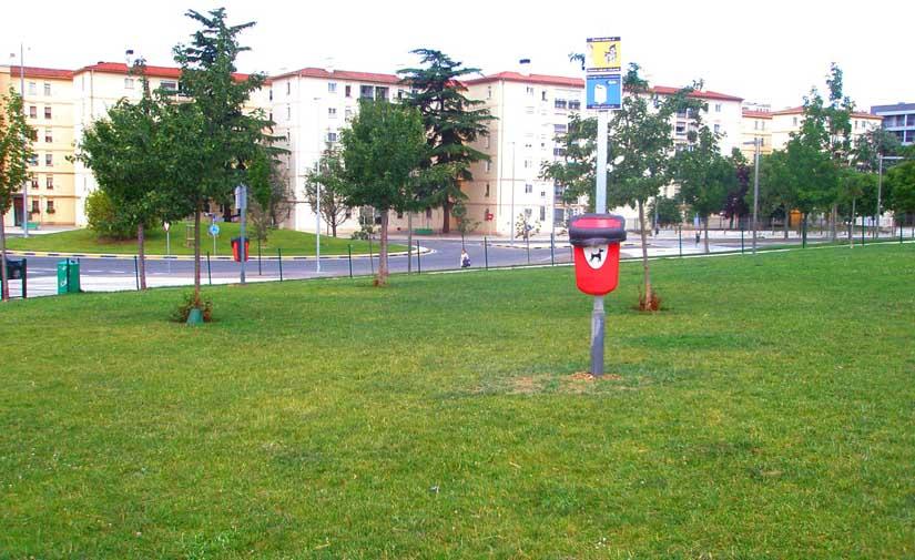 Pamplona habilitará este año cuatro nuevas zonas de esparcimiento canino