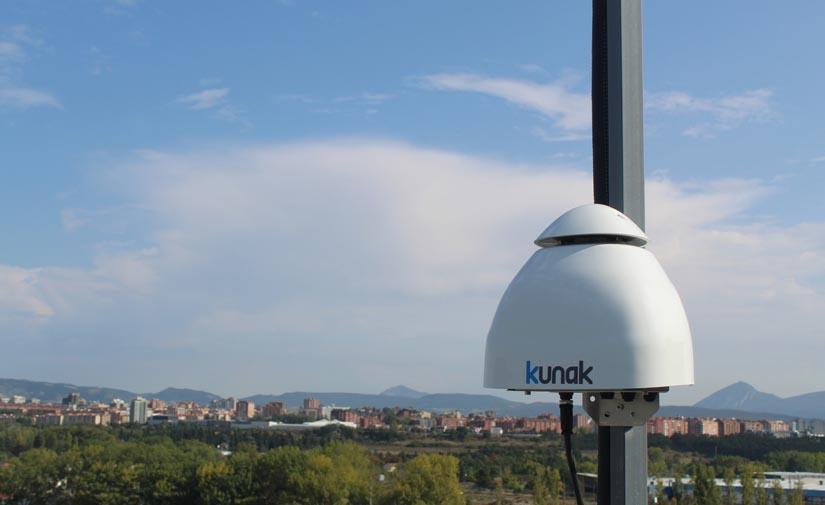 Pamplona prueba cinco proyectos de movilidad y sostenibilidad innovadores en busca de una ciudad inteligente