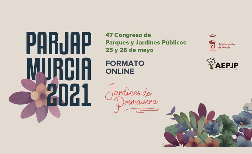 PARJAP Murcia 2021 reunirá a más de 160 profesionales en su edición más digital