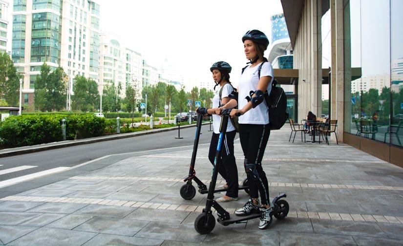 Patinetes que 'ven' para impulsar una movilidad urbana más segura y sostenible