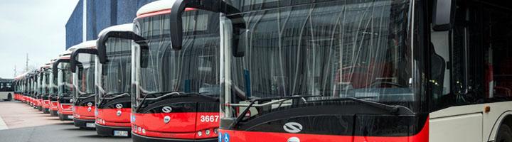 Europa financia la renovación de la flota de autobuses urbanos de Barcelona con nuevos vehículos menos contaminantes