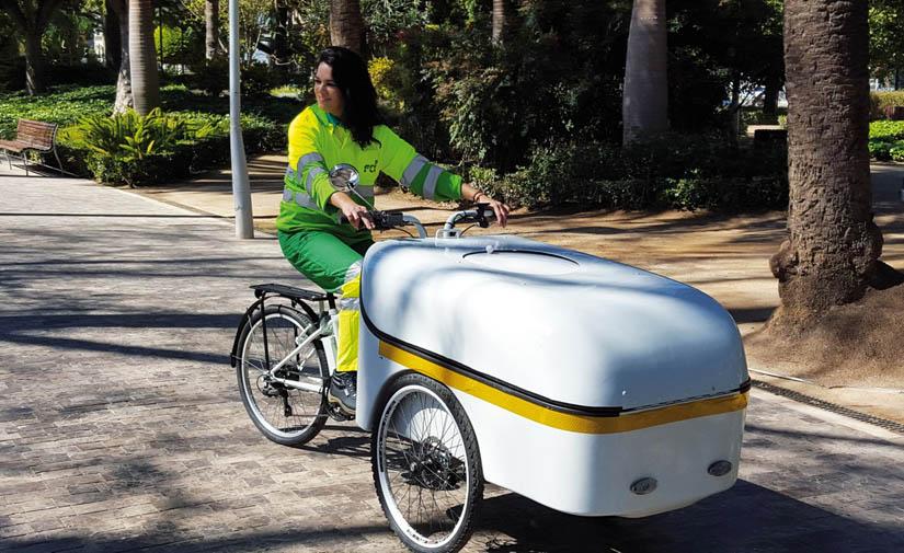 Pelusa: el triciclo eléctrico, versátil, seguro y ecológico