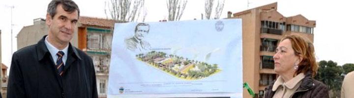 Guadalajara contará con una nueva zona verde de más de 6.000 metros cuadrados y 81 ejemplares de árboles nuevos
