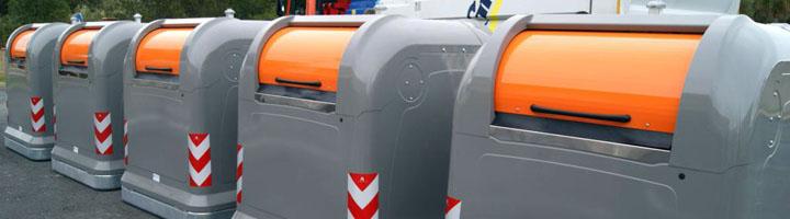 Aumenta la recogida de residuos en Ayamonte e Isla Cristina tras la instalación de nuevos contenedores