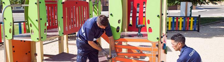 CONTENUR a cargo de nuevas instalaciones infantiles y biosaludables en Huelva