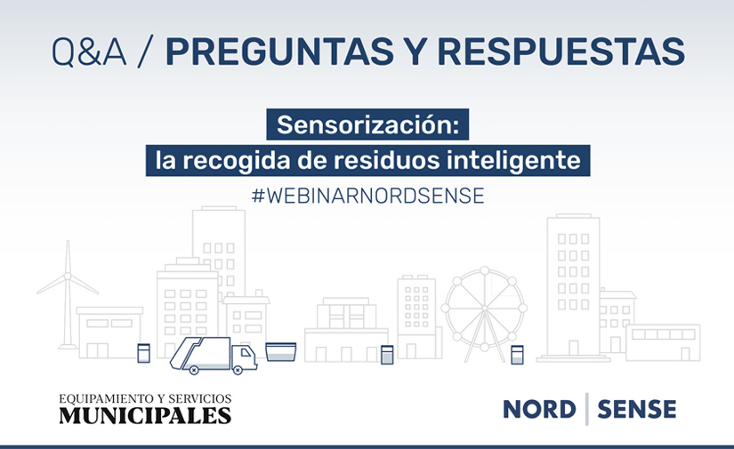 Preguntas y respuestas sobre la tecnología de Nordsense