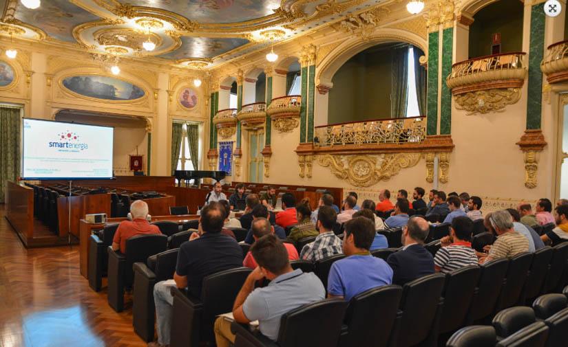 Primera reunión de coordinación entre Diputación de Badajoz y las empresas adjudicatarias de los lotes de alumbrado público