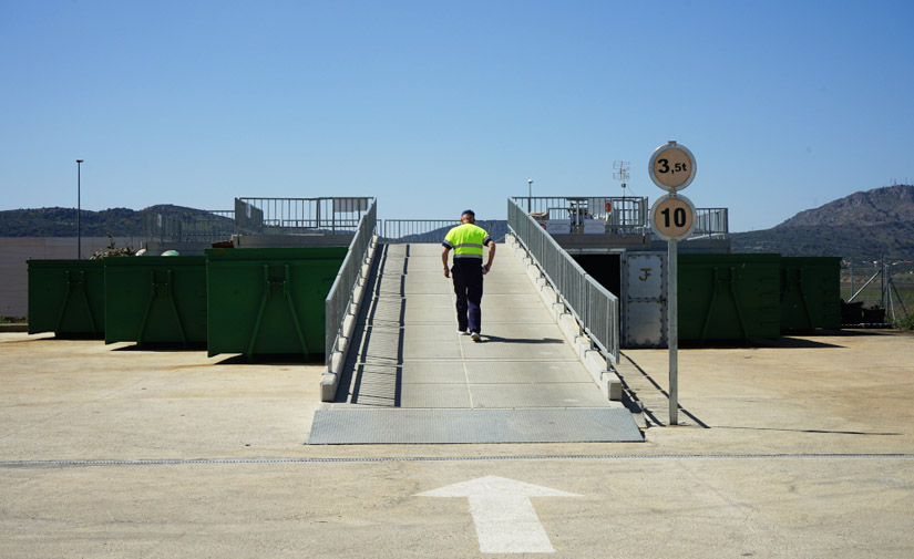 Promedio edita una guía para facilitar la gestión de los residuos en puntos limpios