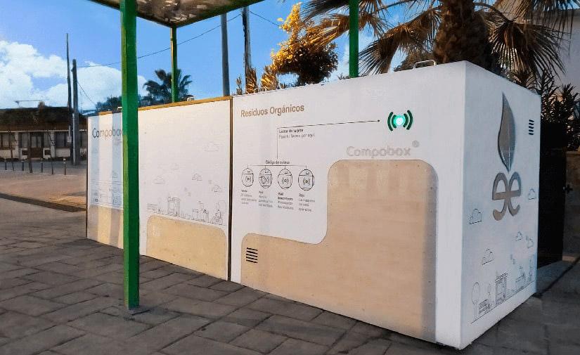Promedio inicia experiencias de compostaje en la provincia de Badajoz