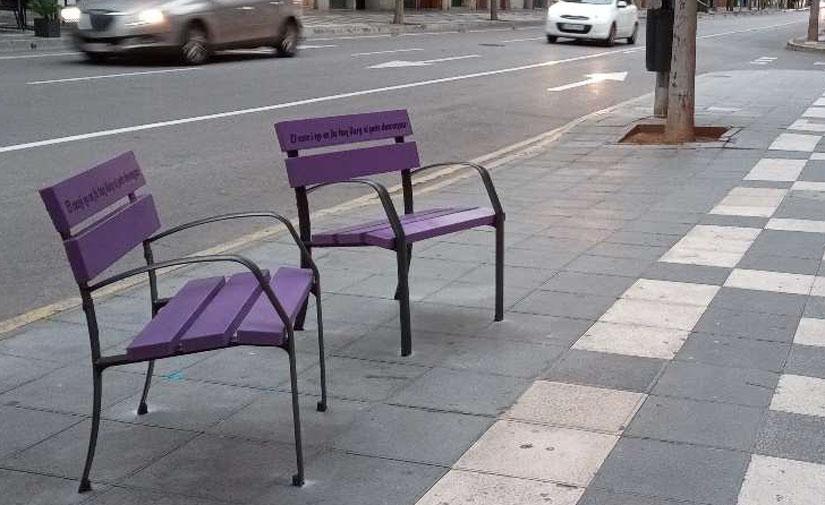 Proyecto Suministro Sillas en Castellón de la Plana