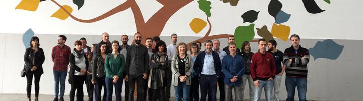 Navarra inaugura el nuevo punto limpio para los residuos de la mancomunidad de Bortziriak