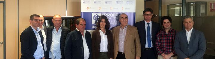 Epremasa muestra al municipio portugués de Albufeira su sistema de gestión de flotas y contenedores