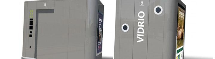 El nuevo mobiliario urbano de Madrid limpiará el aire y los malos olores cuando le dé el sol