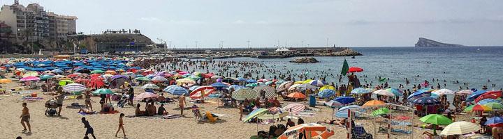 Un proyecto pionero aplica la tecnología del Internet de las Cosas en la gestión de las playas de la Comunitat Valenciana