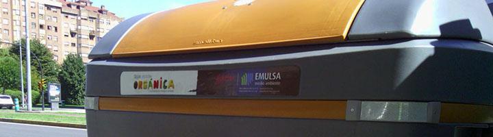 EMULSA llevará el reciclaje de materia orgánica al Oeste de Gijón con la instalará 170 contenedores de tapa marrón
