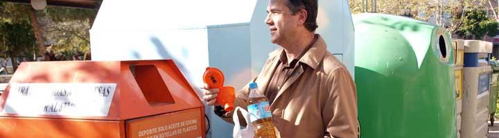 Amurrio lleva la recogida de aceite usado a la calle