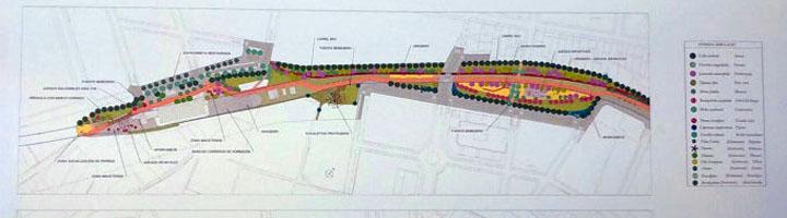 Valencia aprueba el proyecto modificado del Parque Lineal de Benimàmet