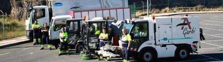 El Ayuntamiento de Abanto Zierbena mejora y amplia el servicio de Limpieza Viaria