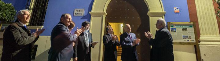 Torres de Berrellén inaugura su instalación de alumbrado público inteligente STELARIA