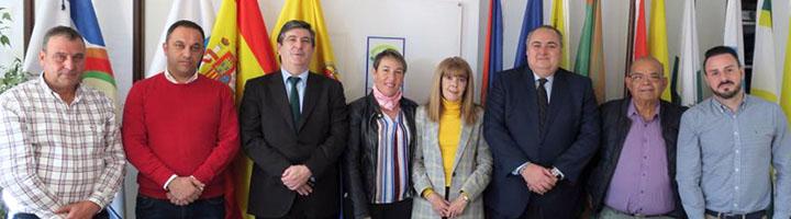 La Mancomunidad de Ayuntamientos del Norte de Gran Canaria firma un convenio para la recogida de RAEE