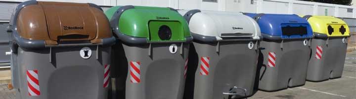 Ros Roca presenta sus últimas novedades Smart en gestión de recogida de residuos