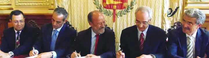 Valladolid se alía con Schneider Electric y Telvent para avanzar en su proyecto Smart City