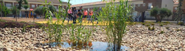 Tomelloso cuenta con una nueva zona verde de 3.500 m2