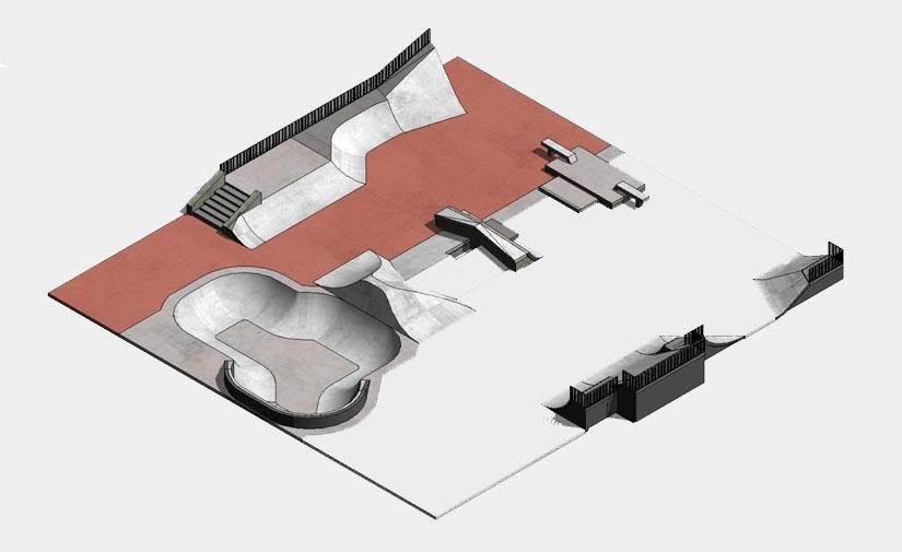 Rincón de la Victoria adjudica el proyecto de construcción del nuevo Skatepark por una inversión de 100.961,44 euros