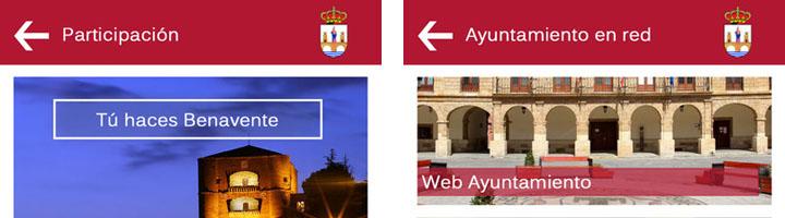 Benavente ya dispone de APP donde los ciudadanos podrán comunicar sus incidencias