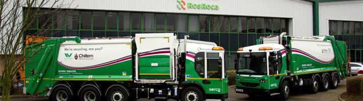 Ros Roca sigue apostando por el Reino Unido con la venta de 60 vehículos por más de ocho millones de euros
