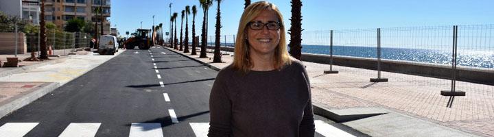 Fuengirola anuncia la finalización de la cuarta fase del Paseo Marítimo