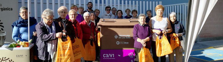 El Consorcio Palancia Belcaire bonificará el reciclaje en los ecoparques con la Tarjeta Verda