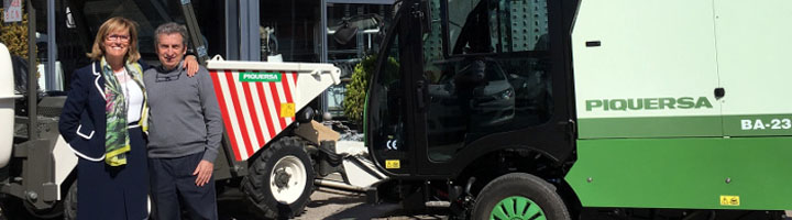 Grau Maquinaria nuevo distribuidor de Piquersa para Cataluña