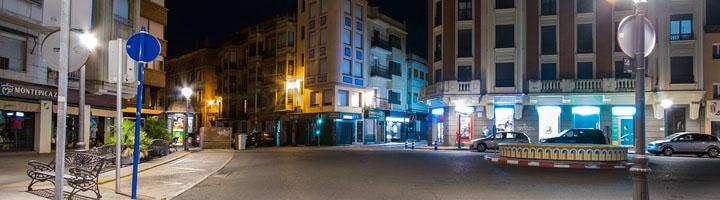 Talavera de la Reina invertirá 226.264 euros en la renovación del alumbrado de Gamonal y El Casar