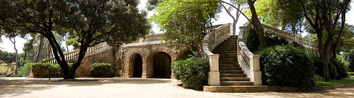 Esplugues de Llobregat mejora el parque Can Vidalet