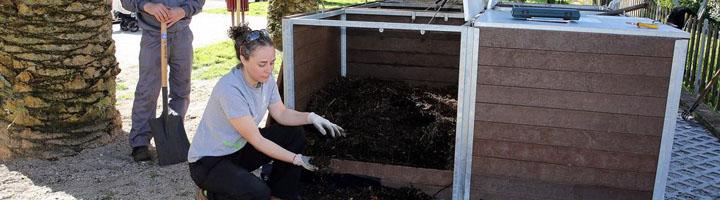 La Xunta de Galicia tramitará las solicitudes de ayudas para el fomento del compostaje y la recogida de biorresiduos
