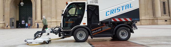 MUVO, máxima versatilidad para el mantenimiento urbano